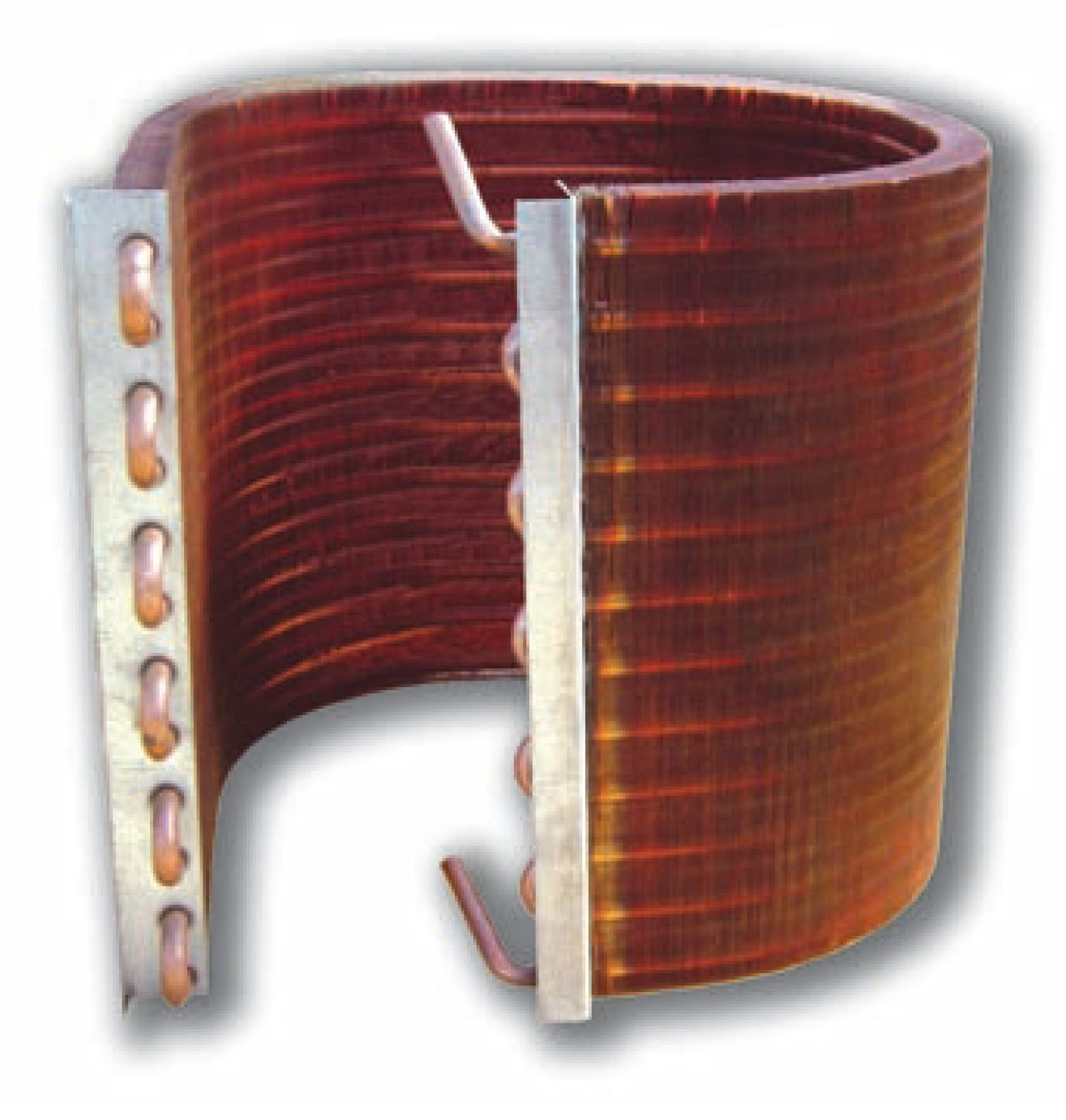 We are manufacture Traditionally, copper cond coil was