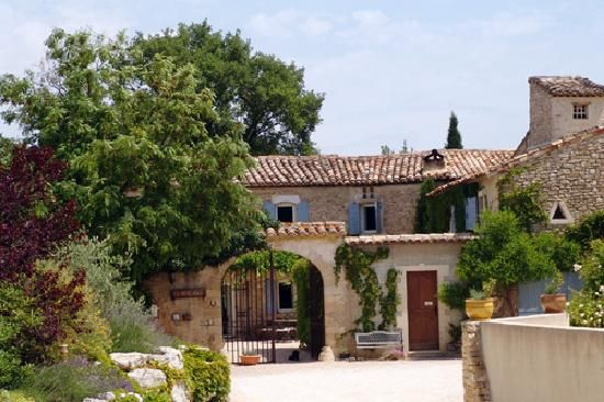 Gordes, France     house