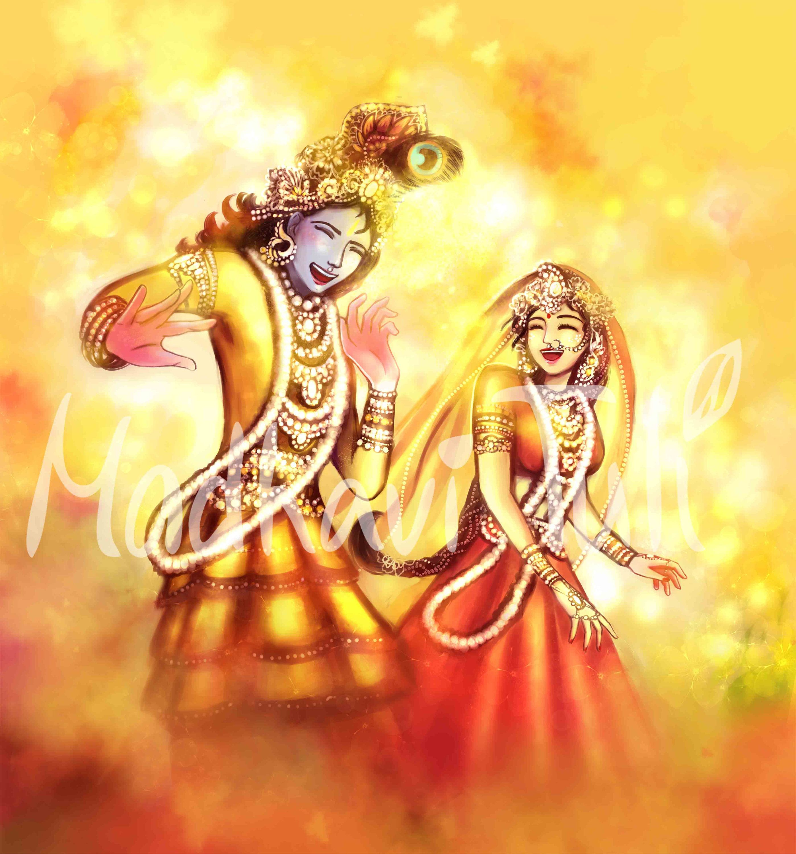 Hd File Shri Radha Krishna Radha Krishna Holi 4k High Quality
