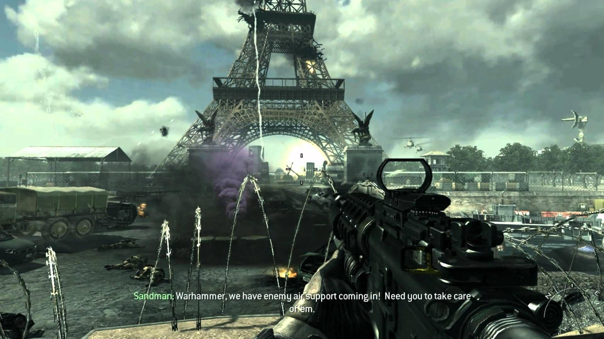 Call Of Duty Modern Warfare Wallpapers Wallpaper