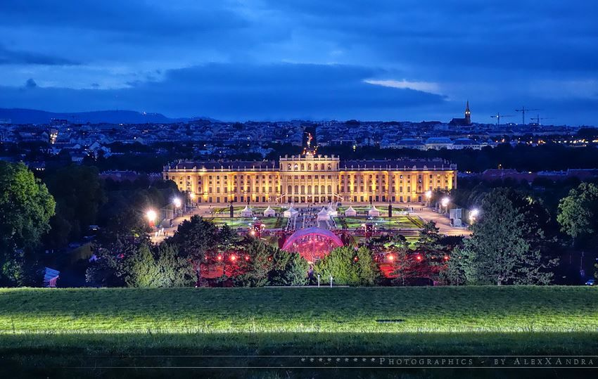 Vienna Philharmonic Summer Night Concert Schönbrunn 2014 May 30