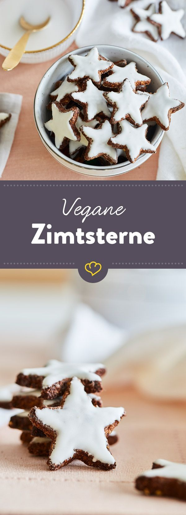 vegane zimtsterne rezept vegan food inspiration. Black Bedroom Furniture Sets. Home Design Ideas