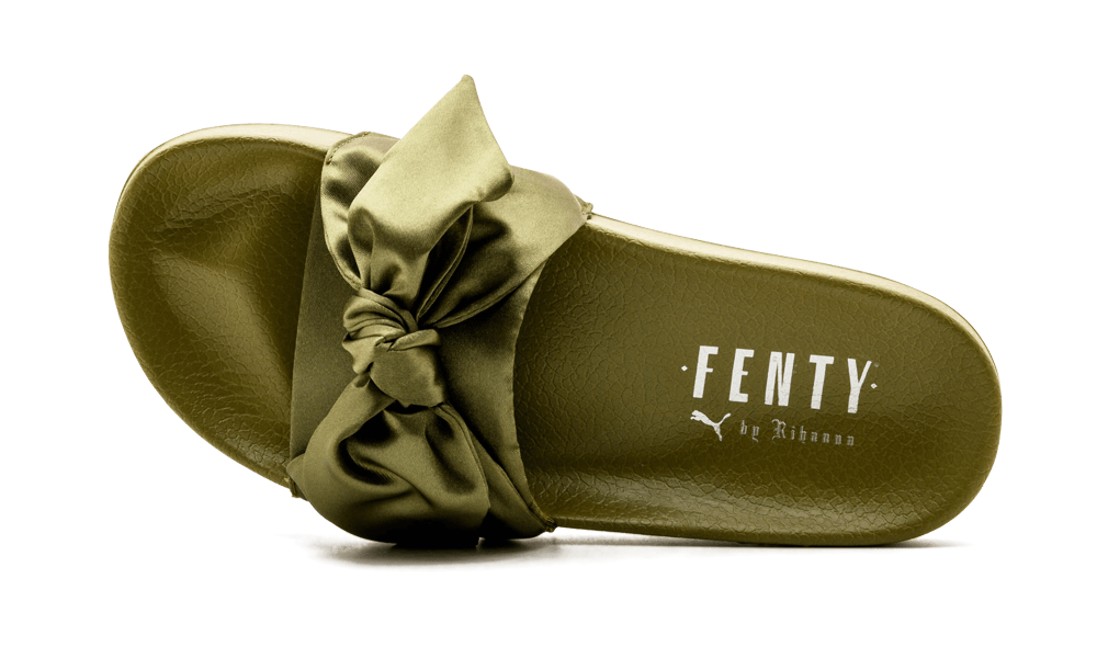 Rihanna Fenty Bow Slide WNS | clothes & accessories | Shoes
