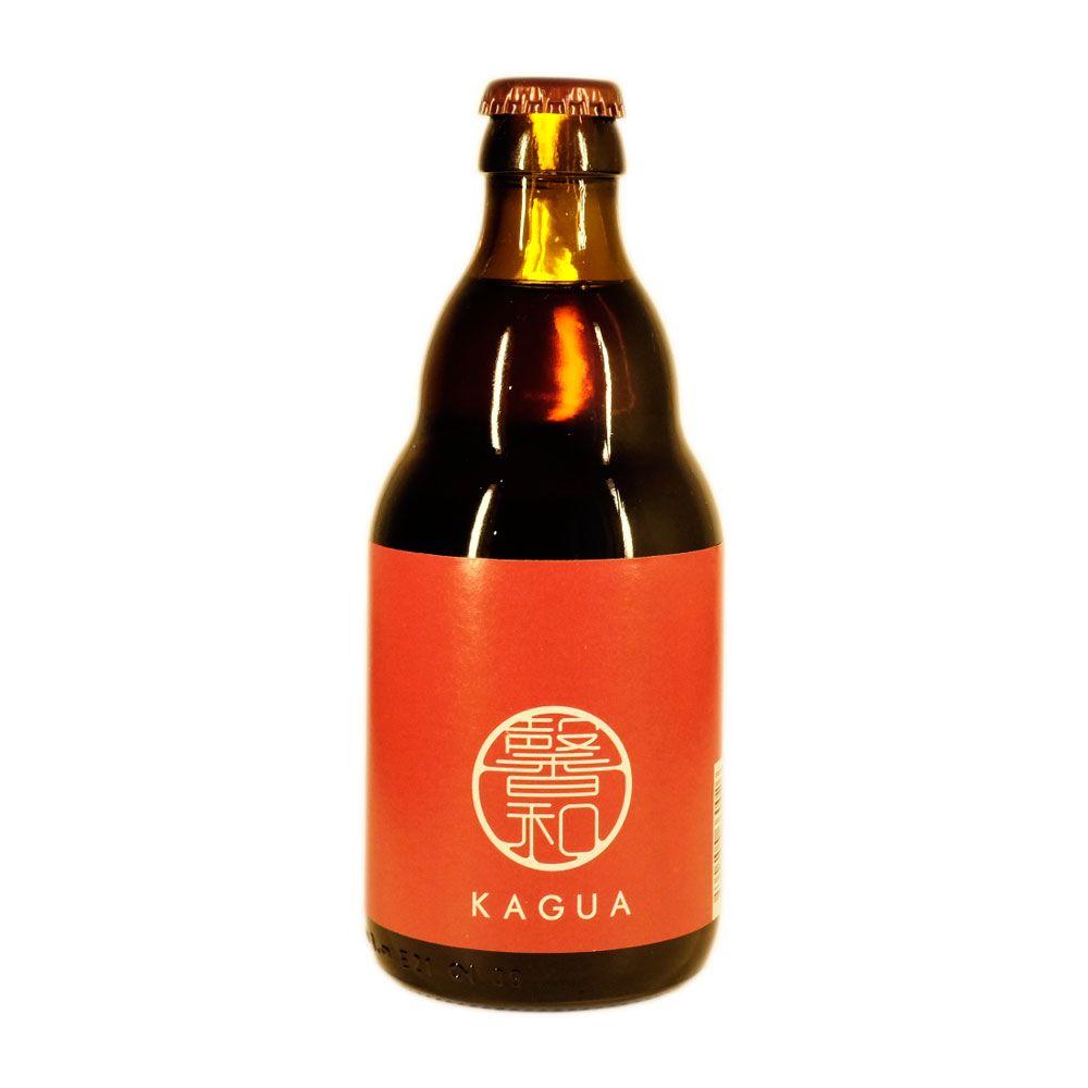 Kagua Rouge Japanese Beer Ale Beers Japanese Beer Beer Beer Bottle