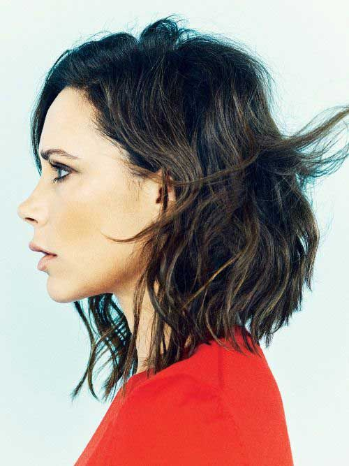 Gorgeous Long Bob Hairstyles You Will Love Bob Haircut And Hairstyle Ideas Victoria Beckham Hair Beckham Hair Victoria Beckham Short Hair