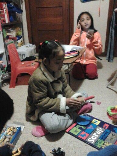 Play study time