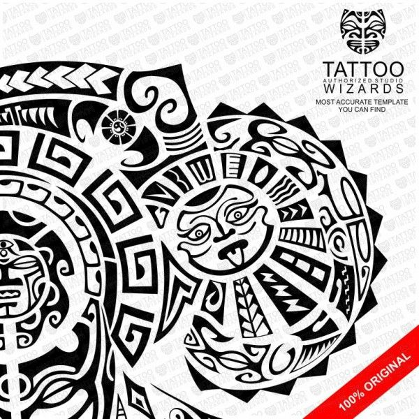 maori warrior of fury vector tattoo template stencil tattoo wizards tattoo pinterest. Black Bedroom Furniture Sets. Home Design Ideas