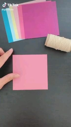 Photo of Origami heart garland?