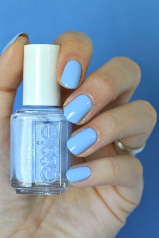 Best Essie Summer Blues Essie Envy Nail Polish Summer Nails