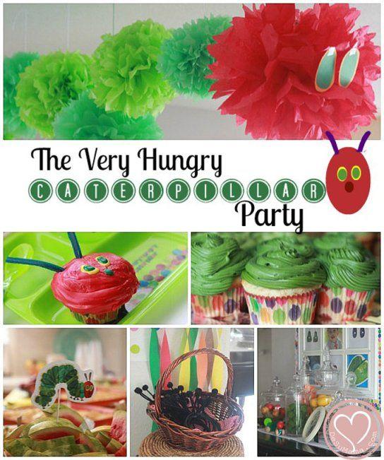 Very Hungry Caterpillar Party, biracial baby, biracial newborn, very hungry caterpillar party ideas, DIY party decor