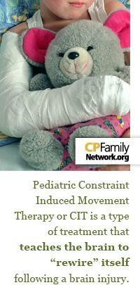 constraint induced movement therapy pdf