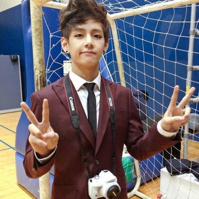 BTS Kim Taehyung - A R M Y ROOKIE ♥