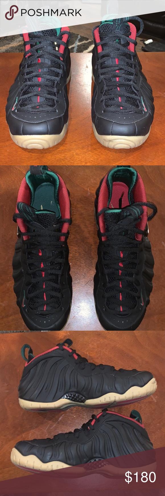 Nike Foamposite pro Foamposite Pro Gucci Style code 624041 004 Comes  original box with receipt for 6703305a6b