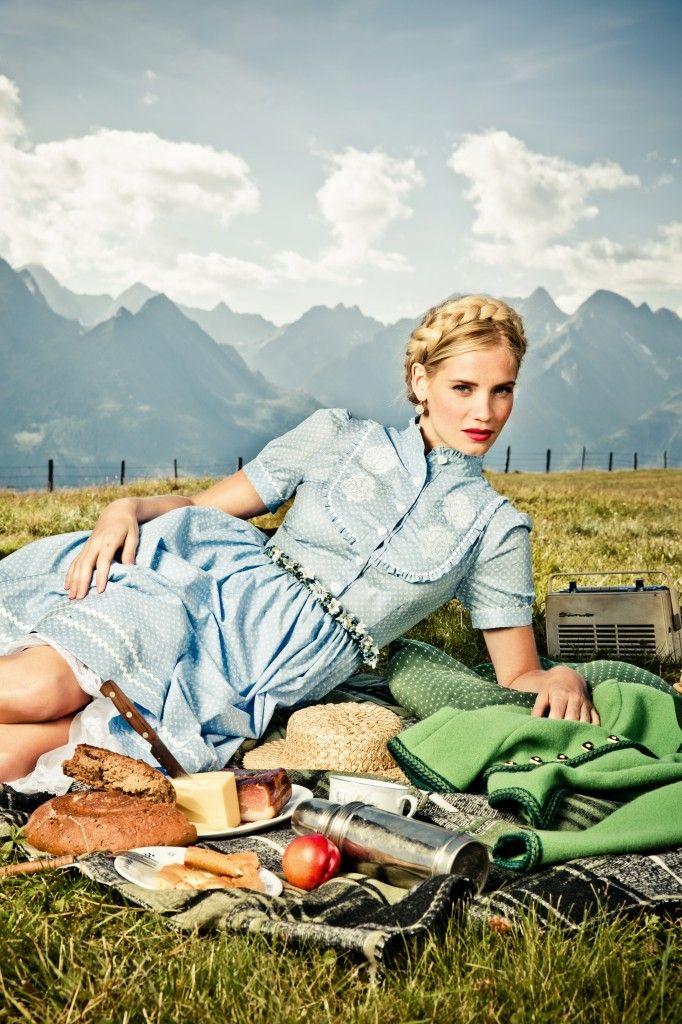 Lena Hoschek Tradition Dirndl Resi