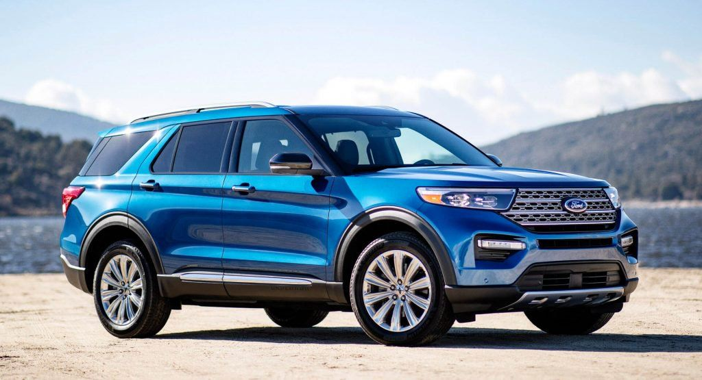 2020 Ford Explorer Goes Hybrid With 318 Hp And Over 500 Mile Range