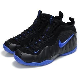 low priced 828be e4cb4 Nike Air Foamposite Pro Black/Blue   foamposites 2013 ...