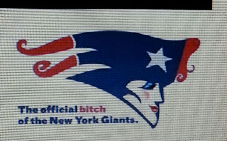 And Now The Atlanta Falcons Go Atl Gm New York Giants Logo Ny Giants Football New York Giants Football