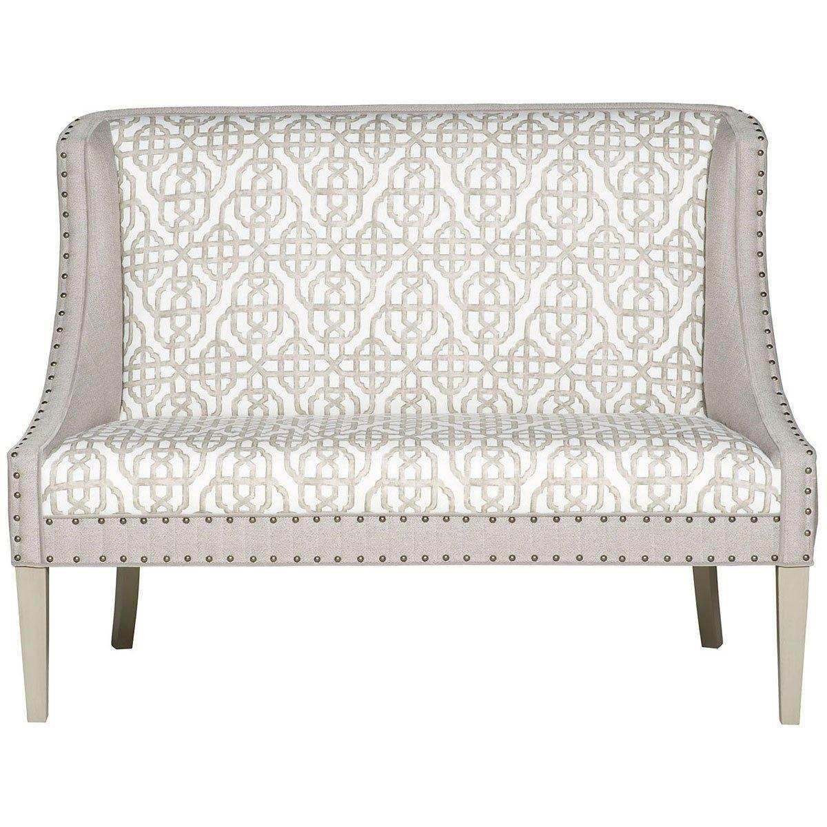 Vanguard Furniture Thomas Settee