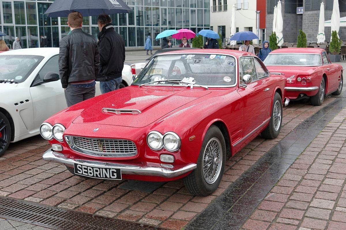 Pin by Louis D\'Amore on Maserati | Pinterest | Maserati, Cars and ...
