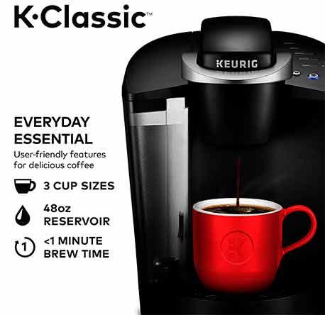 12 Best Keurig Coffee Maker Reviews Of 2020 Classic Coffee Maker