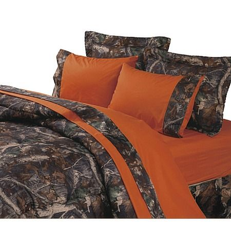 Beau Bedding Sets · Hunters Orange ...