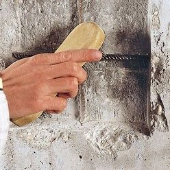 comment r parer les fissures d 39 un mur en b ton reparer mur en beton et comment reparer. Black Bedroom Furniture Sets. Home Design Ideas