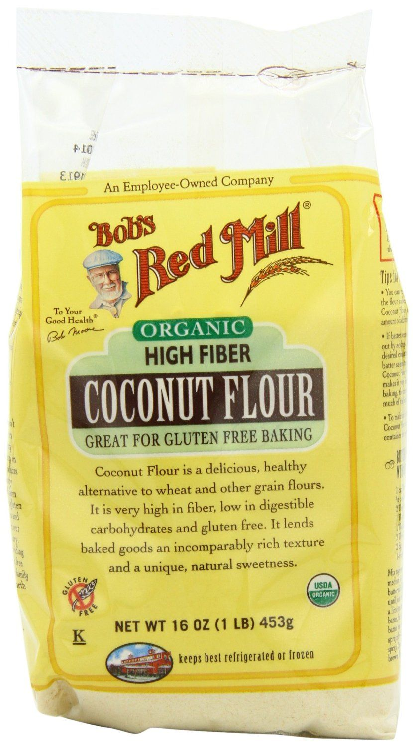 Bobs red mill organic coconut flour 16ounce units pack