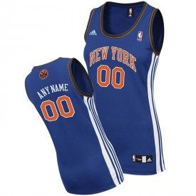 new styles 7a81a 29cd1 adidas Womens Knicks Personalized Revolution 30 Replica Road ...