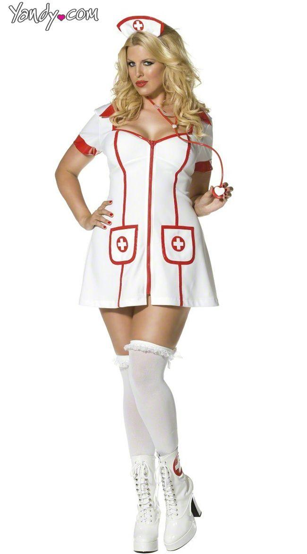 Plus Size Envy Hot Nurse Costume Yandy Plus Costumes Pinterest - ideas for halloween costumes