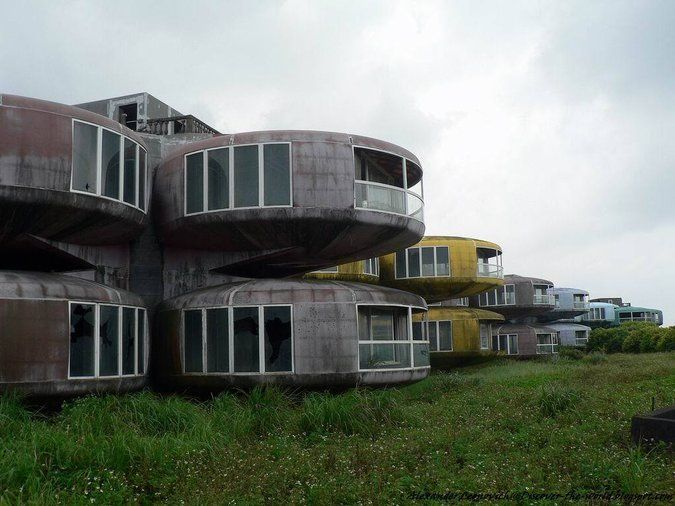 The Haunting Beauty of Abandoned Places Photos from Revolution on NBC.com