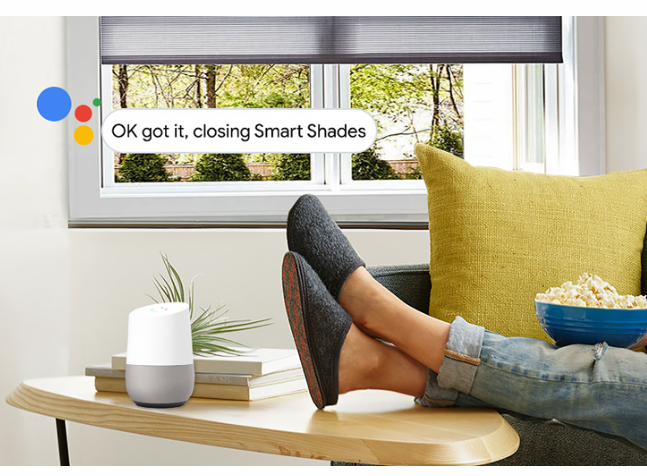You Can Now Voice Control Your Existing Window Shades With Googlehome Alexa And Homeki Smart Home Smart Home Technology Kit Homes