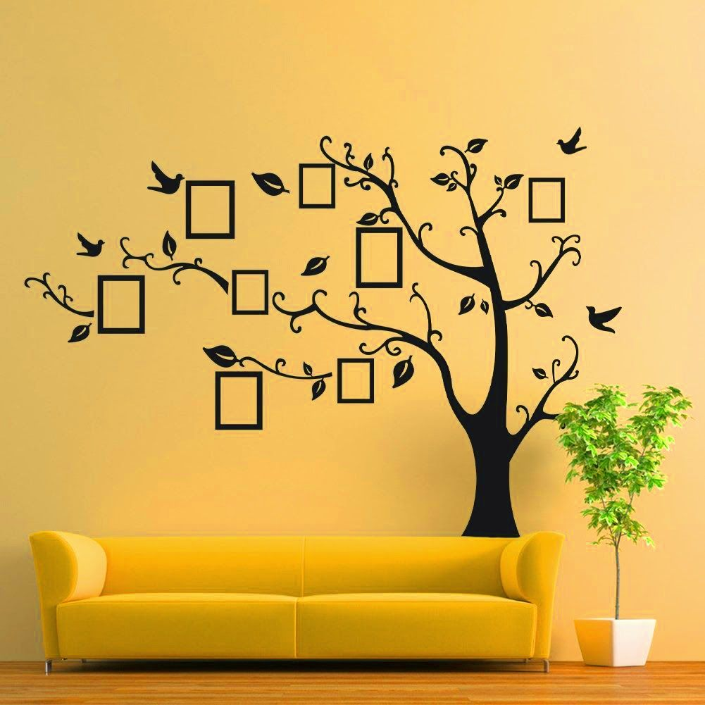 how to make a family tree using your own family information home
