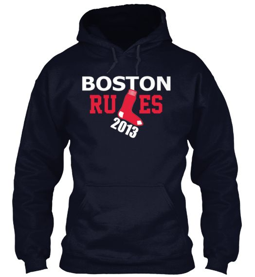 Boston Rules Shirts - LIMITED EDITION