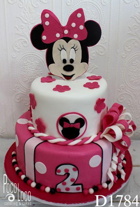 Rođendanska Torta Miki I Mini Maus Miki I Mini Dečije