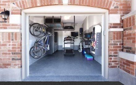 home gym garage flooring 29 ideas  garage remodel home