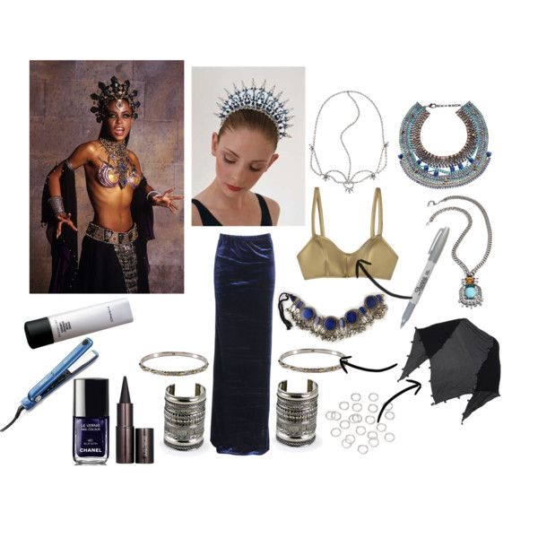Halloween costume idea #6 Akasha from Queen of the Damned  sc 1 st  Pinterest : akasha halloween costume  - Germanpascual.Com