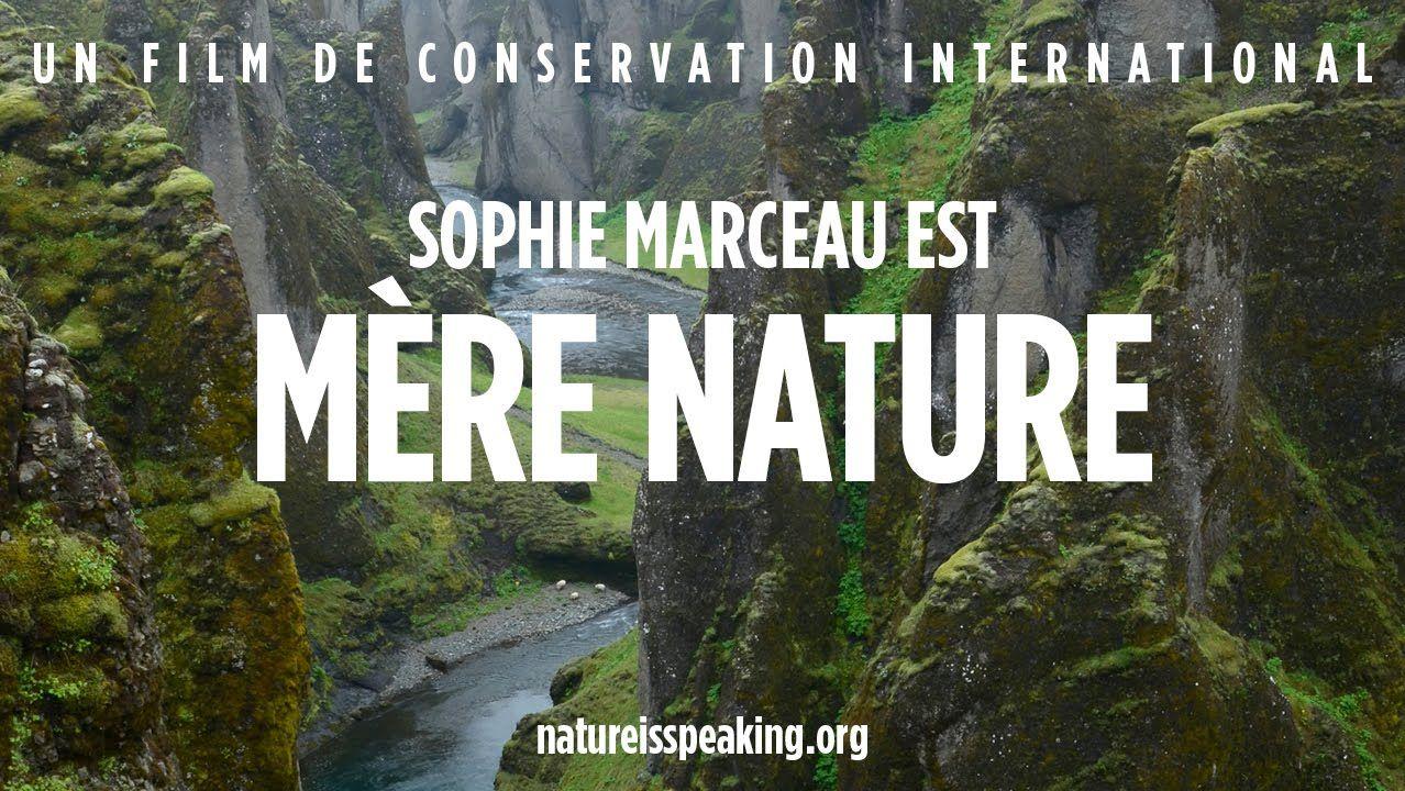 La Nature n'a pas besoin de l'Homme. L'Homme a besoin de la Nature. Une jolie vidéo qui fait réfléchir...
