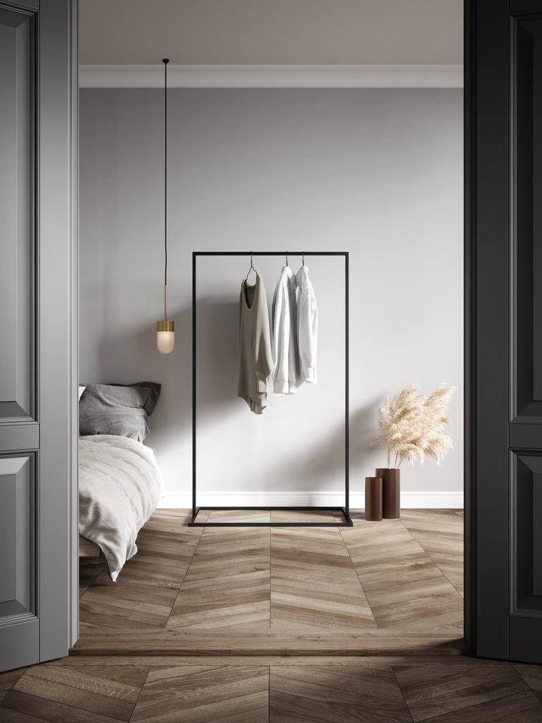 Clothes Rack | minimalistisk garderobestativ | MALLING LIVING