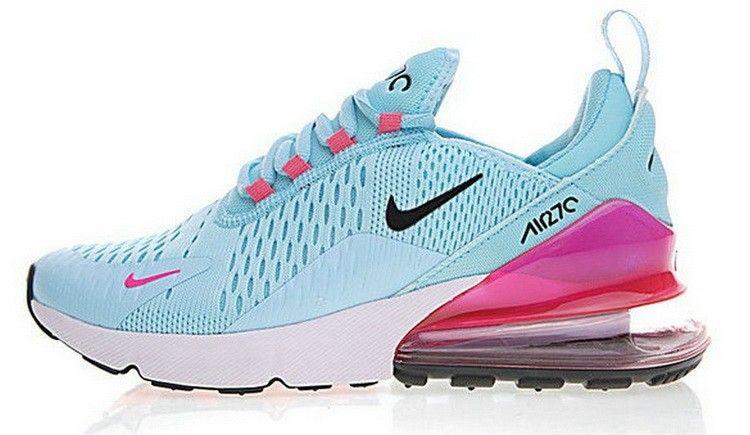 Baskets Nike Air Max 270 AH8050 600 Running Chaussures Femme
