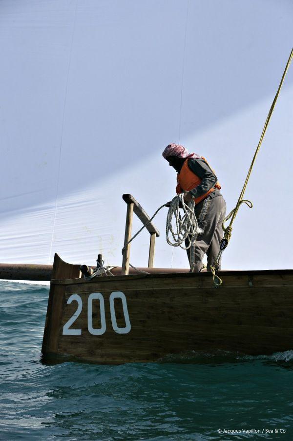 Sailor - Dhows 47' - Abu Dhabi 2007
