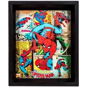 Spider-Man 3D Framed Wall Decor | Spidey\'s Wish List | Pinterest