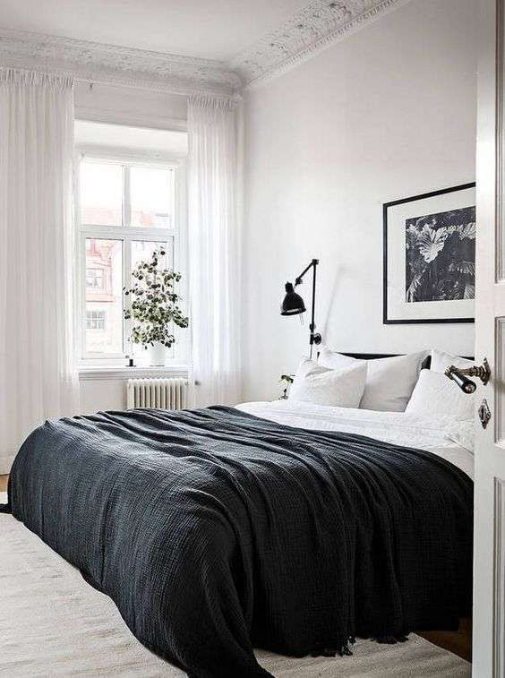 Tendenze arredamento 2018 - Camera da letto scandinava | Bedrooms ...