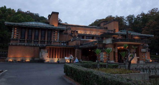 歴史 帝国 ホテル