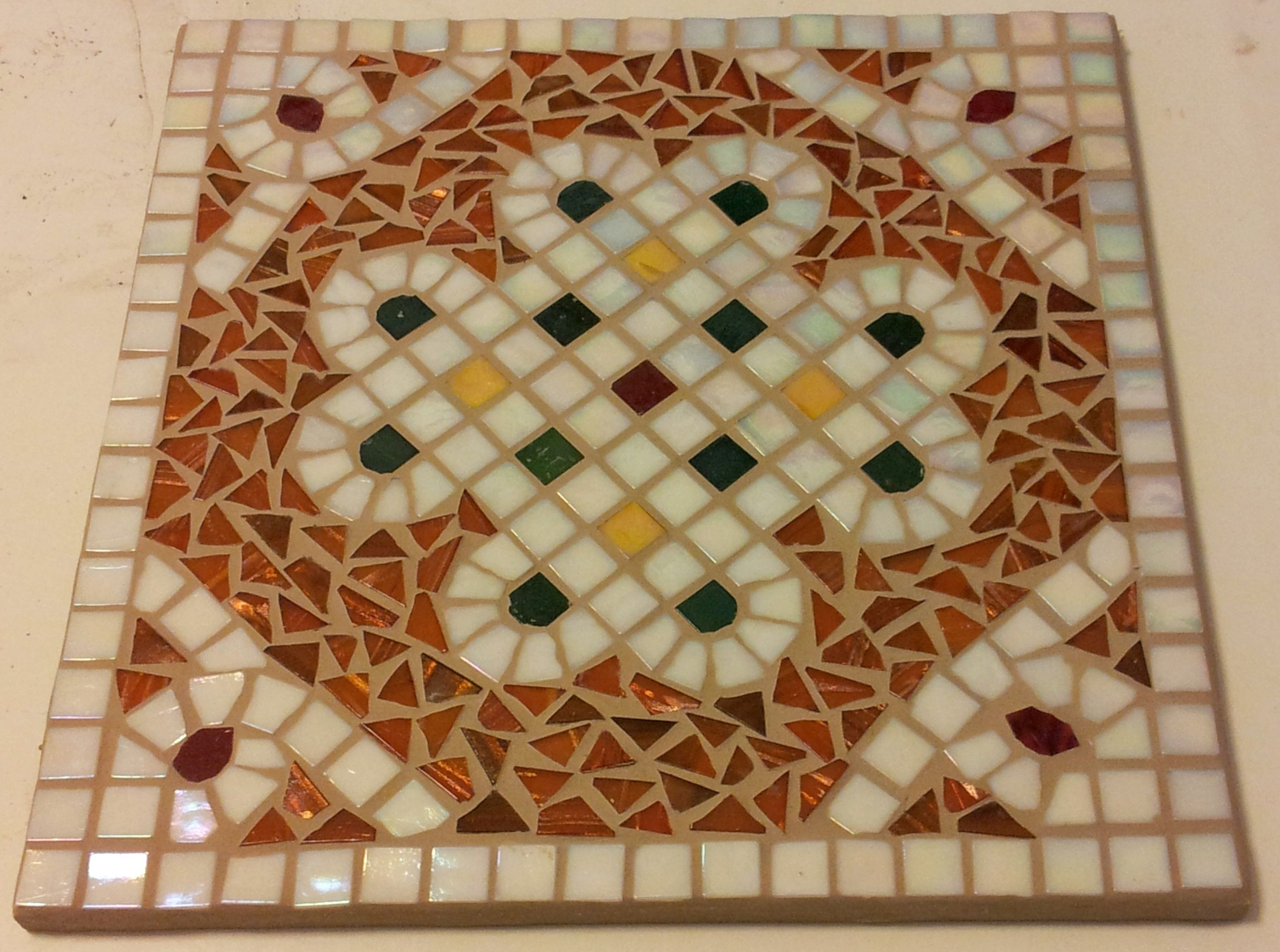 Mosaic Patterns for Beginners   Mosaic for Beginners – Fall Courses ...