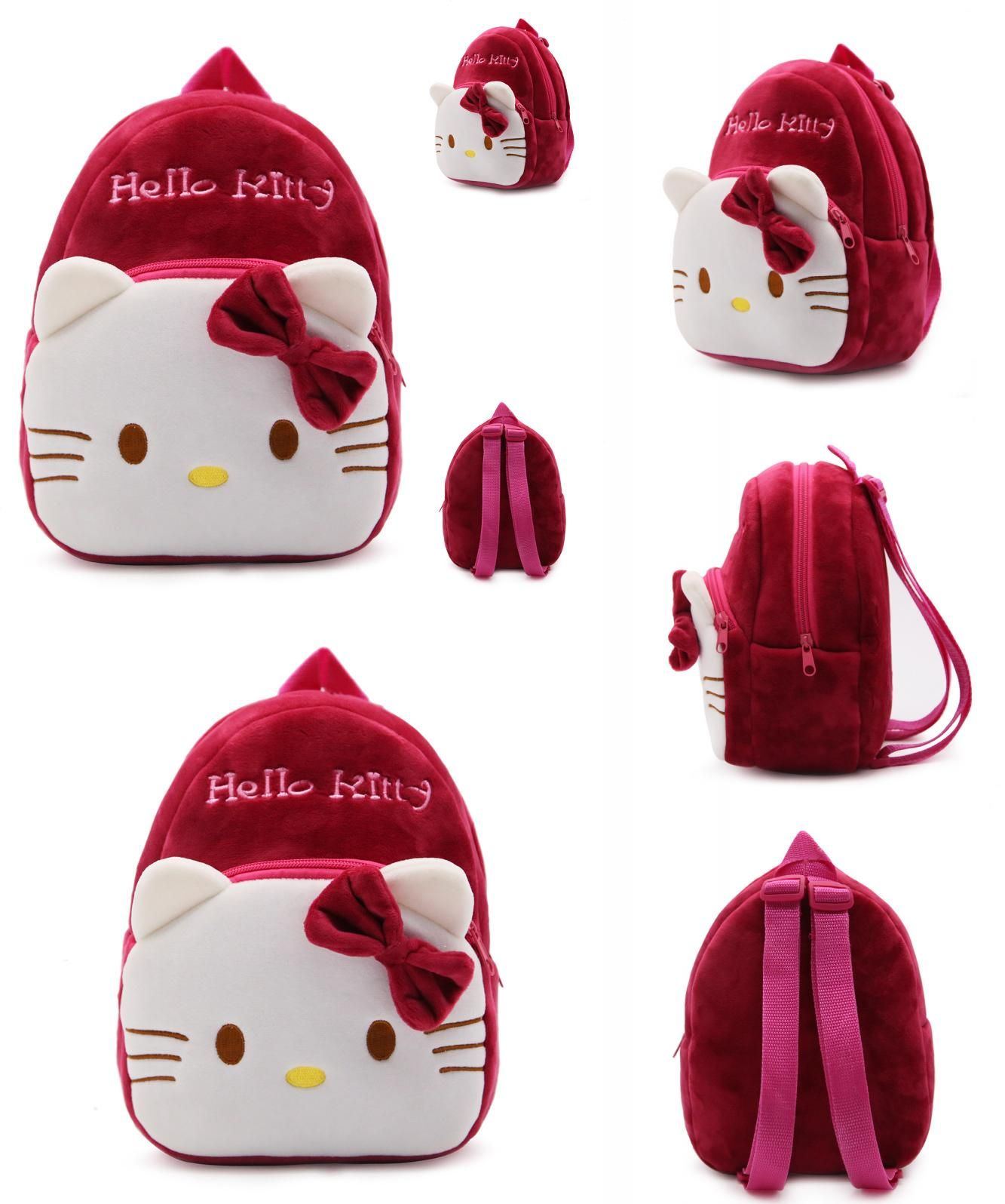 Visit To Buy Baby Cute School Bag Hello Kitty Cat