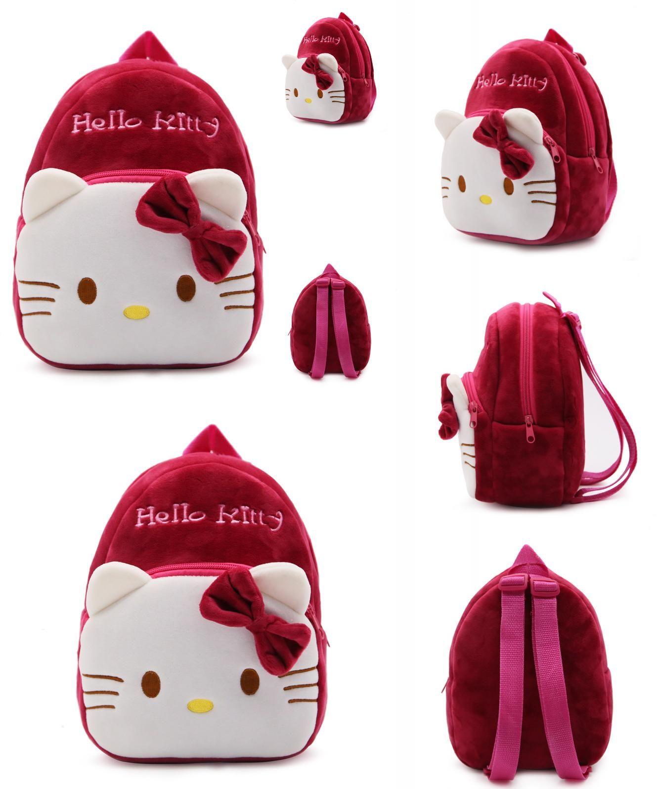 Visit To Buy Baby Cute School Bag Hello Kitty Cat