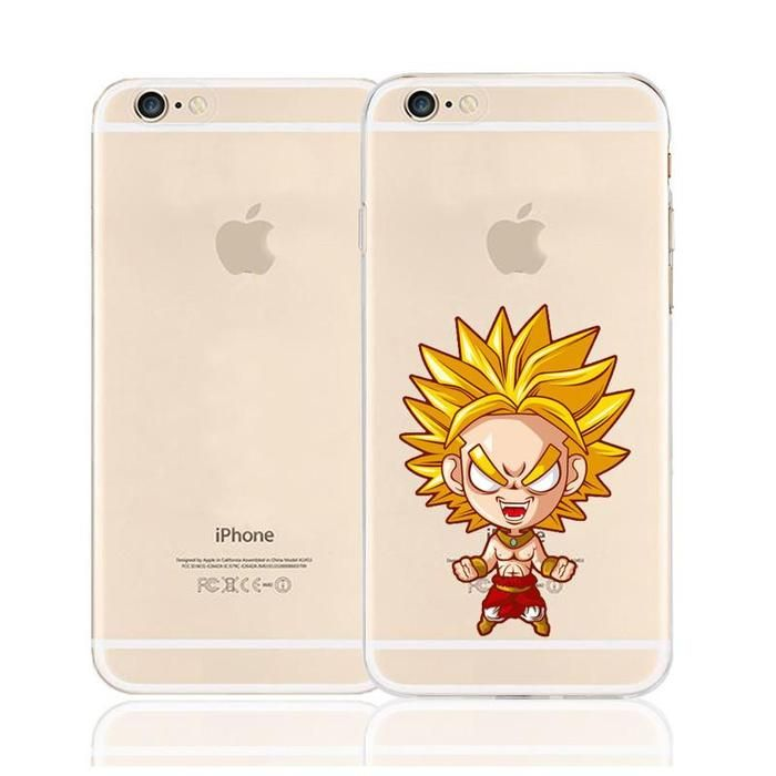 Dragon Ball Z The Legend iphone case