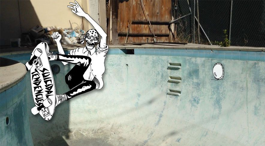 Suicidal Skater