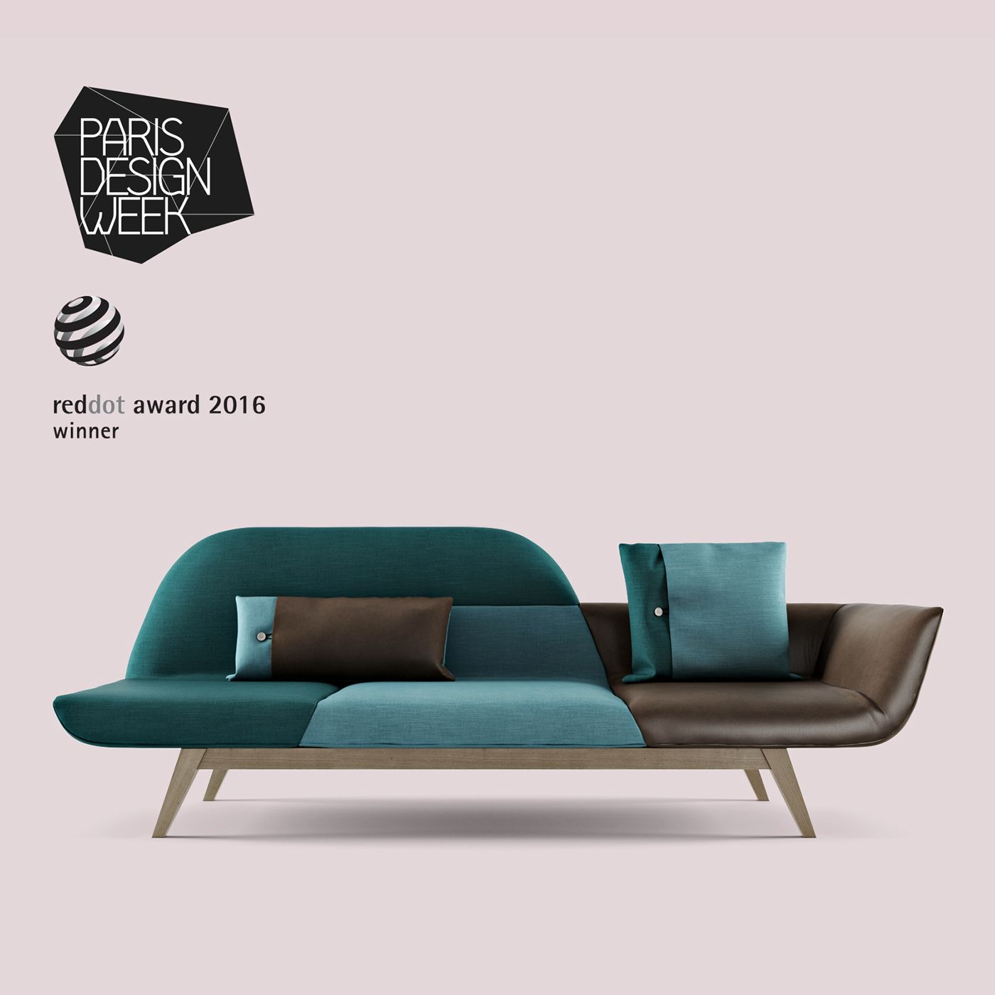 TAO Sofa on Behance f u r n i t u r e Pinterest