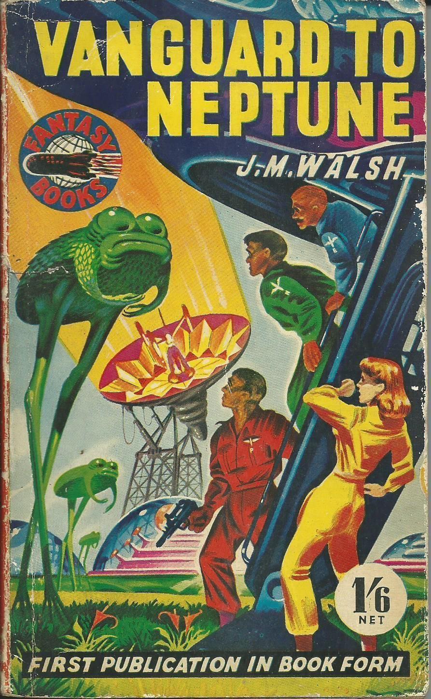Vanguard-to-Neptune-JM-Walsh-Cherry-Tree-Kemsley-1950s-UK-1st-edition